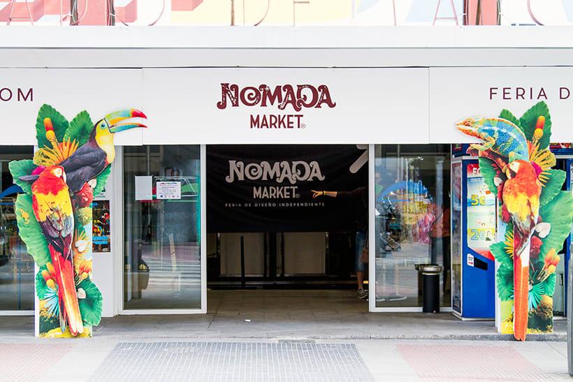 5 años, 16 ediciones – Nomada Market 55
