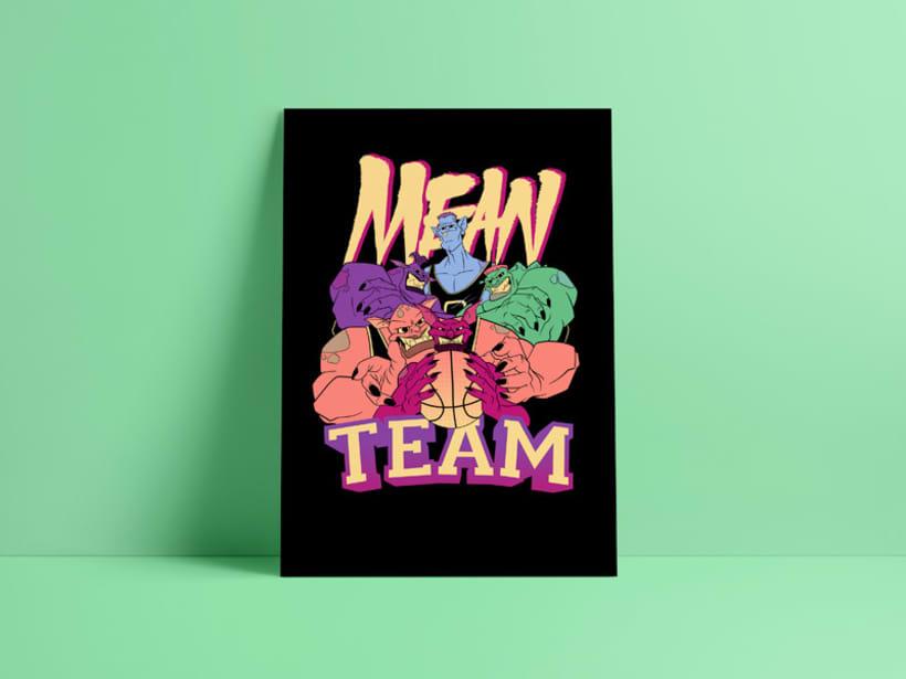 Mean team 2