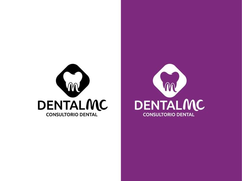 Identity Branding Dental MC 2