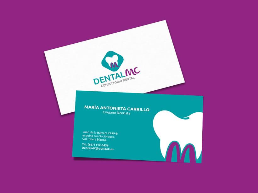 Identity Branding Dental MC 4