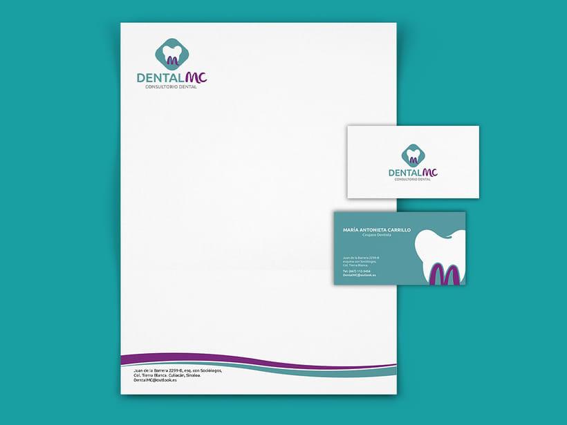 Identity Branding Dental MC 5