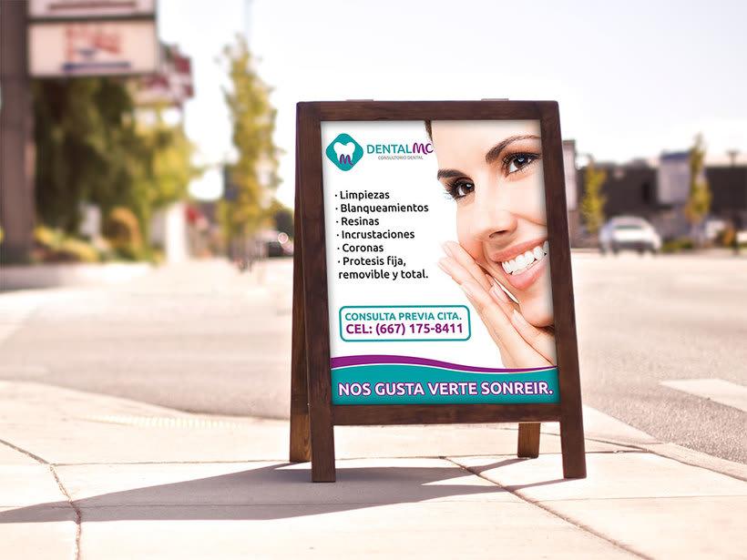 Identity Branding Dental MC 6