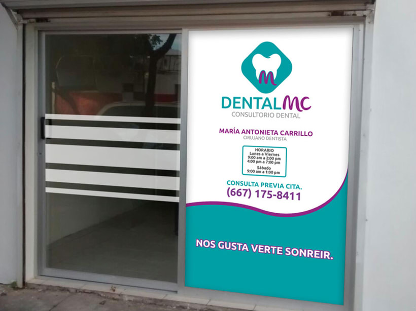Identity Branding Dental MC 7