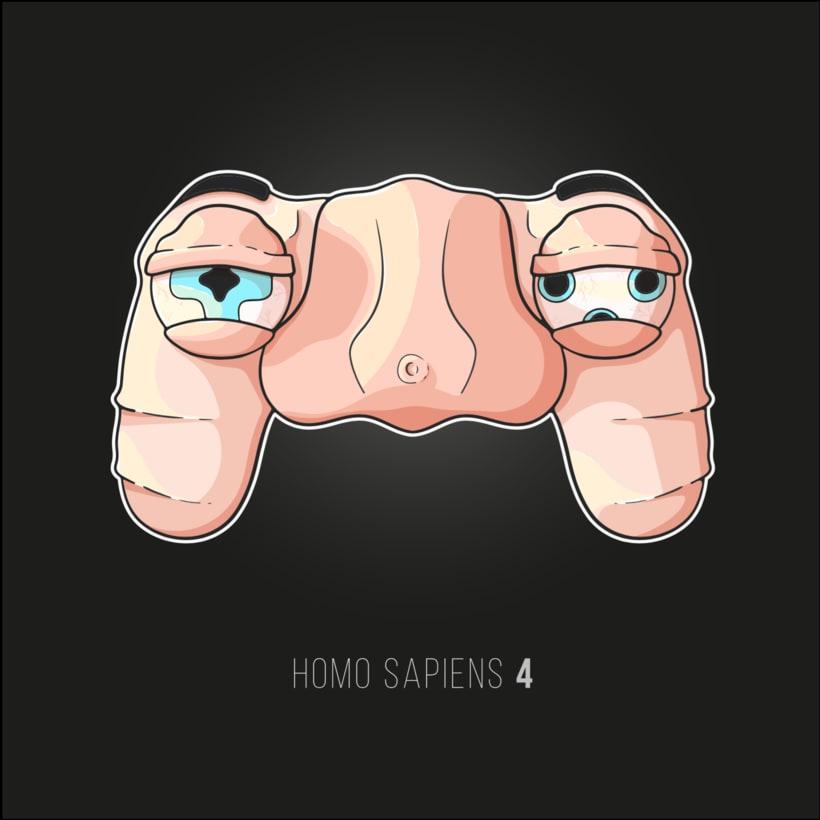 Homo Sapiens 4 -1