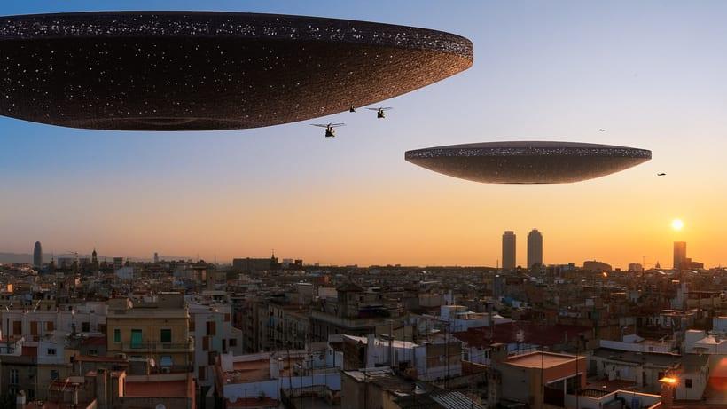 Visitantes sobre Barcelona 0