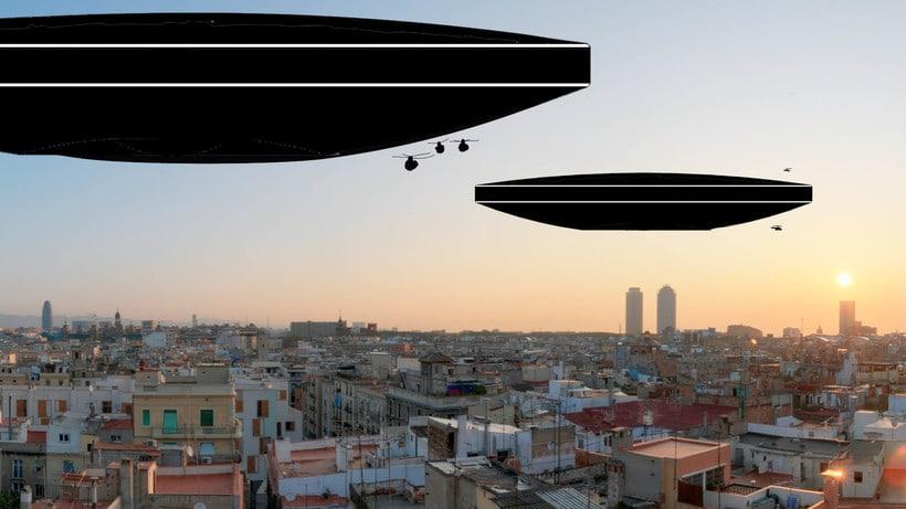 Visitantes sobre Barcelona 11