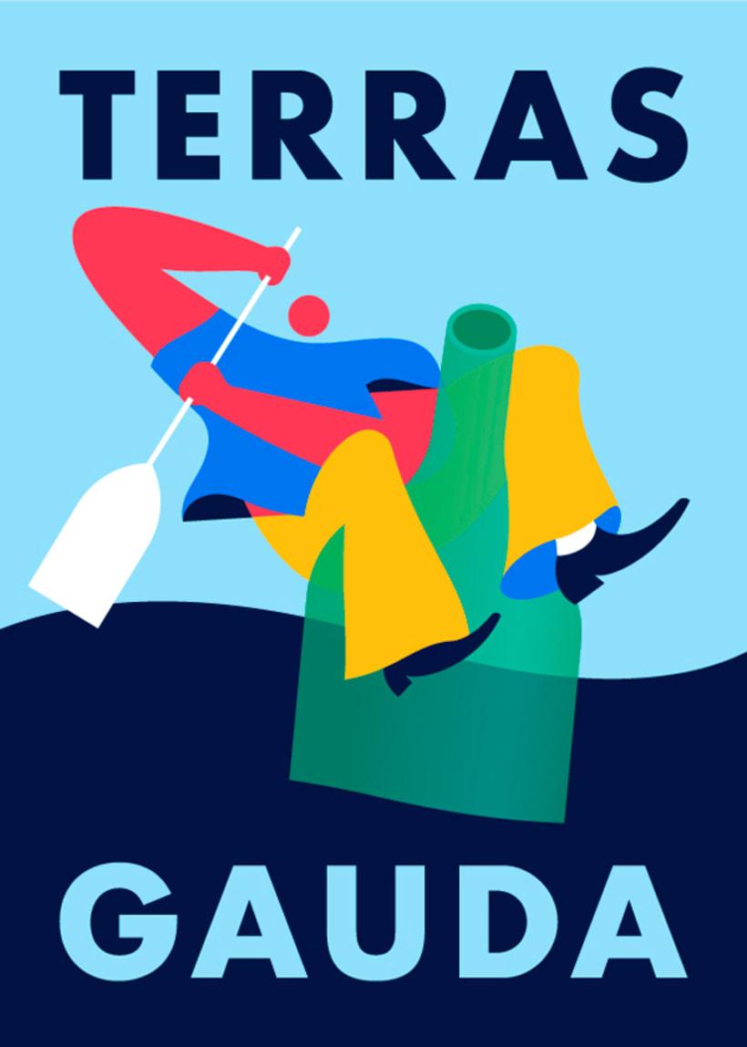 Cartelería y cover art 2