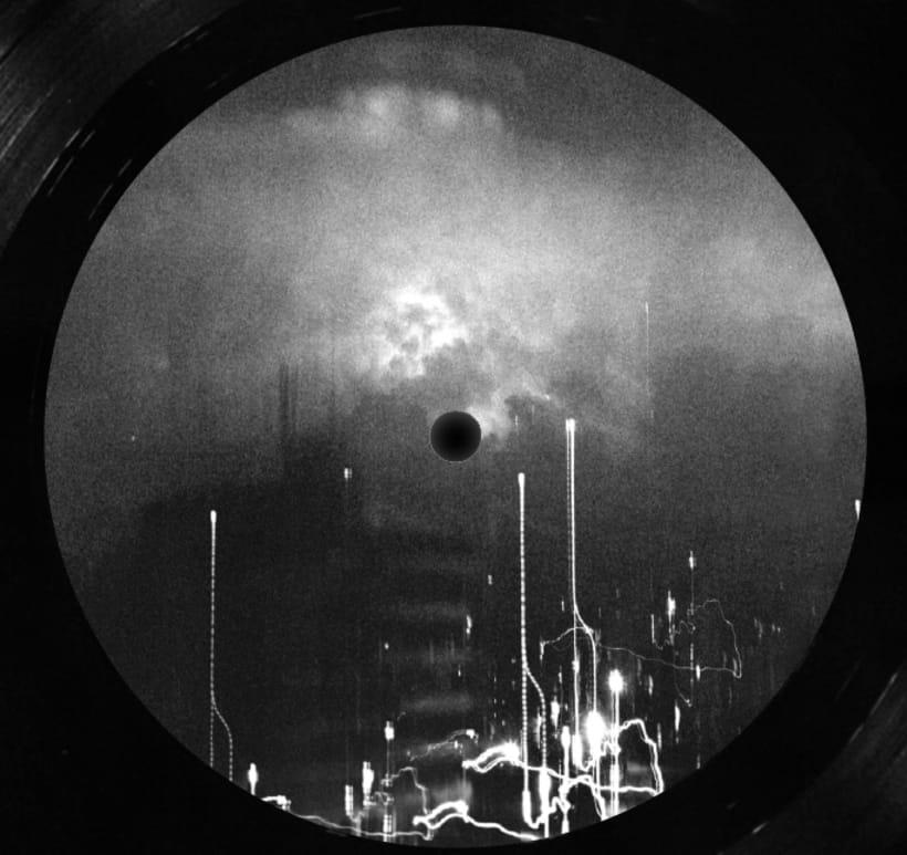 Vinyl Art for Dig Hop Records - DHR002 -1