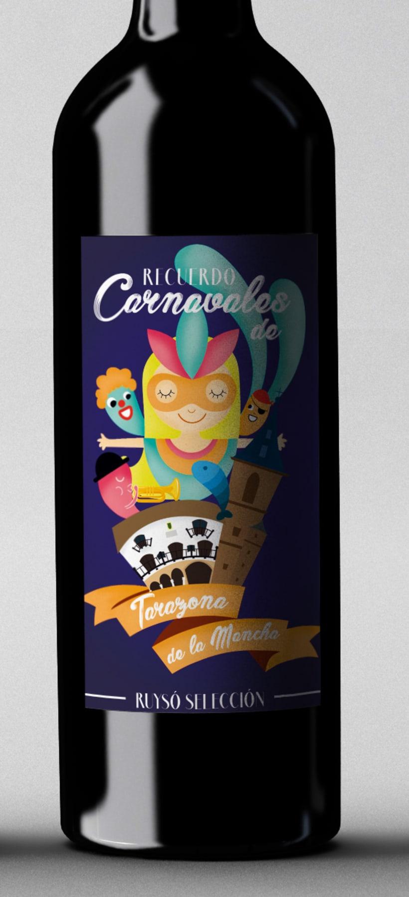 Vino Carnaval 2