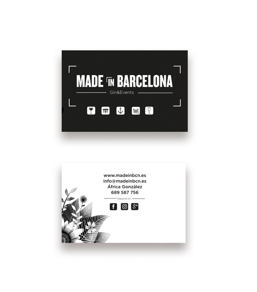 MADE IN BARCELONA GIN & EVENTS 2