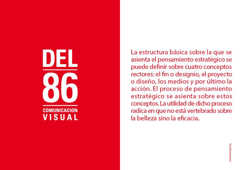 Del86   Comunicación Visual [Portfolio digital] 1