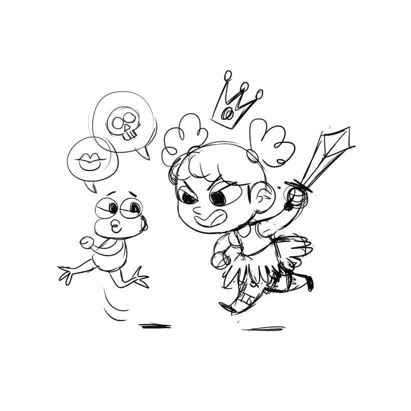La princesa y la rana 3