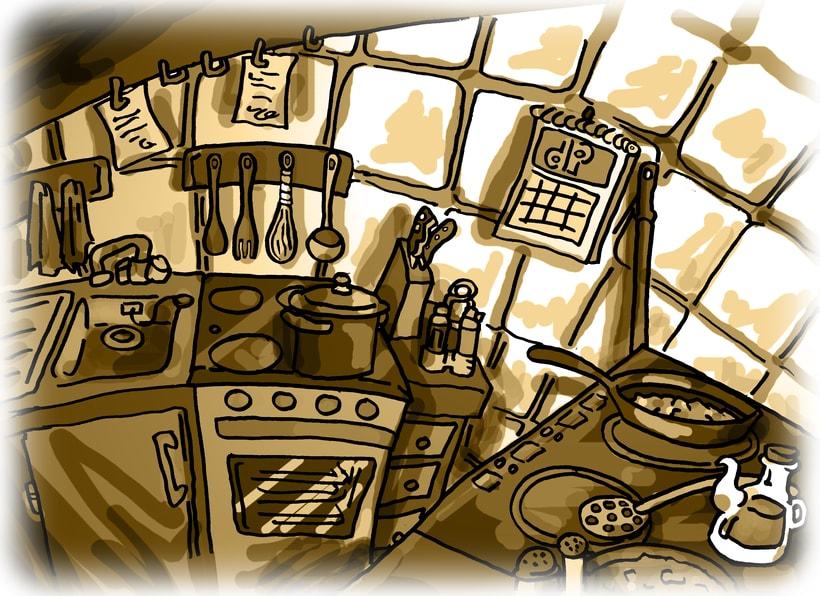 Tortilla de patatas: the game-diseño-ilustración y maquetación-juego de mesa 4