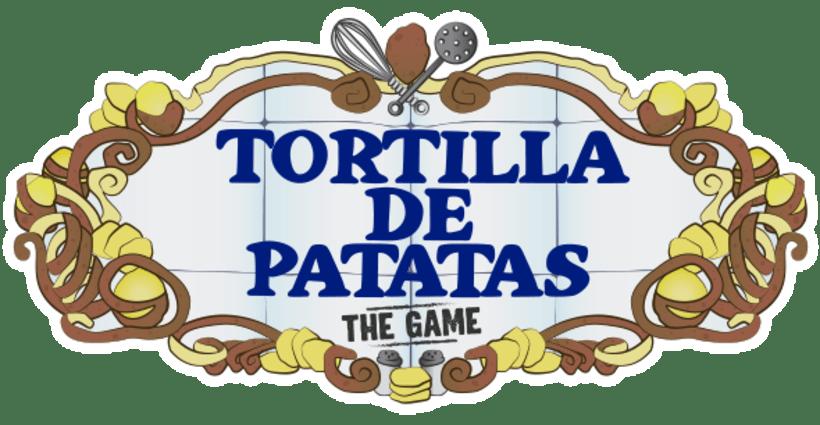 Tortilla de patatas: the game-diseño-ilustración y maquetación-juego de mesa 9