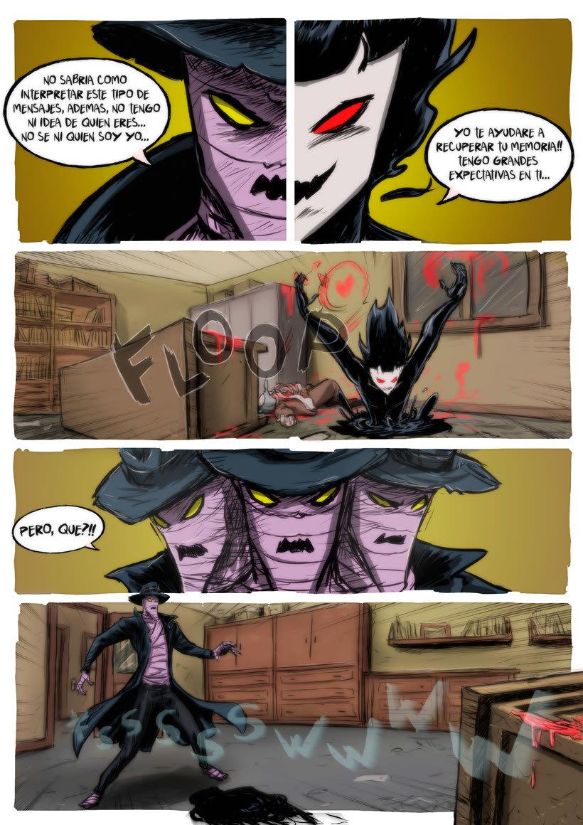 nuevas paginas de Detective Misterio 15