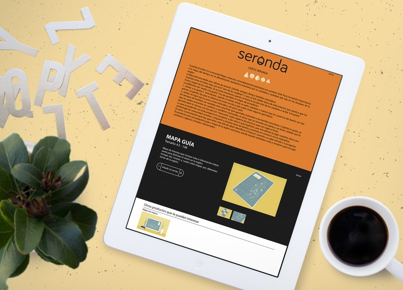 Branding - Seronda 7