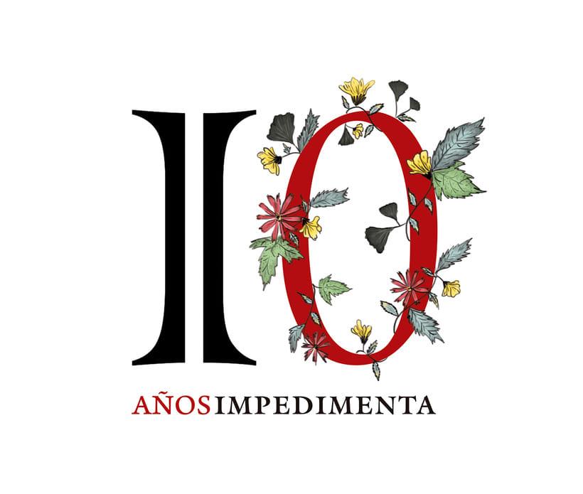 Editorial Impedimenta - Logo y Poster -1
