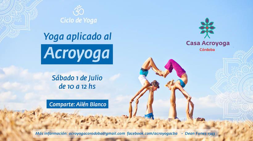 Flyers para Casa Acroyoga Córdoba -1