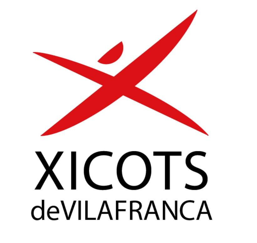 Imagen Corporativa Xicots de Vilafranca  0