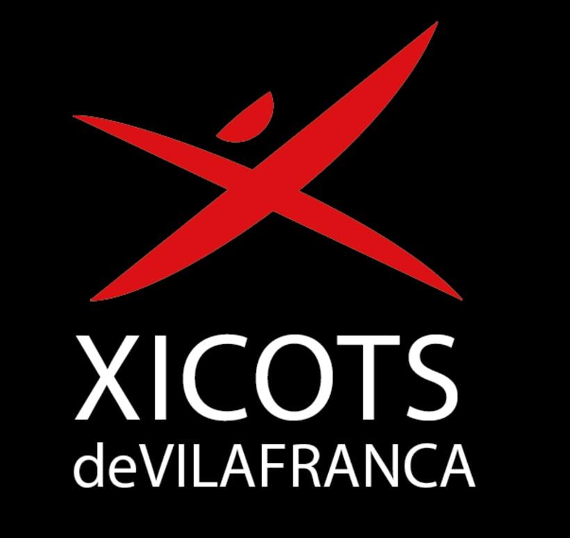 Imagen Corporativa Xicots de Vilafranca  1