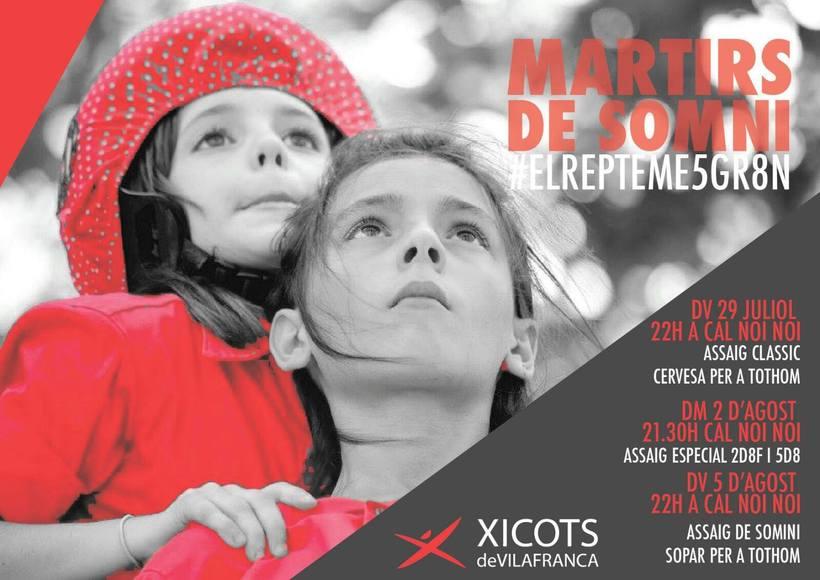 Imagen Corporativa Xicots de Vilafranca  5