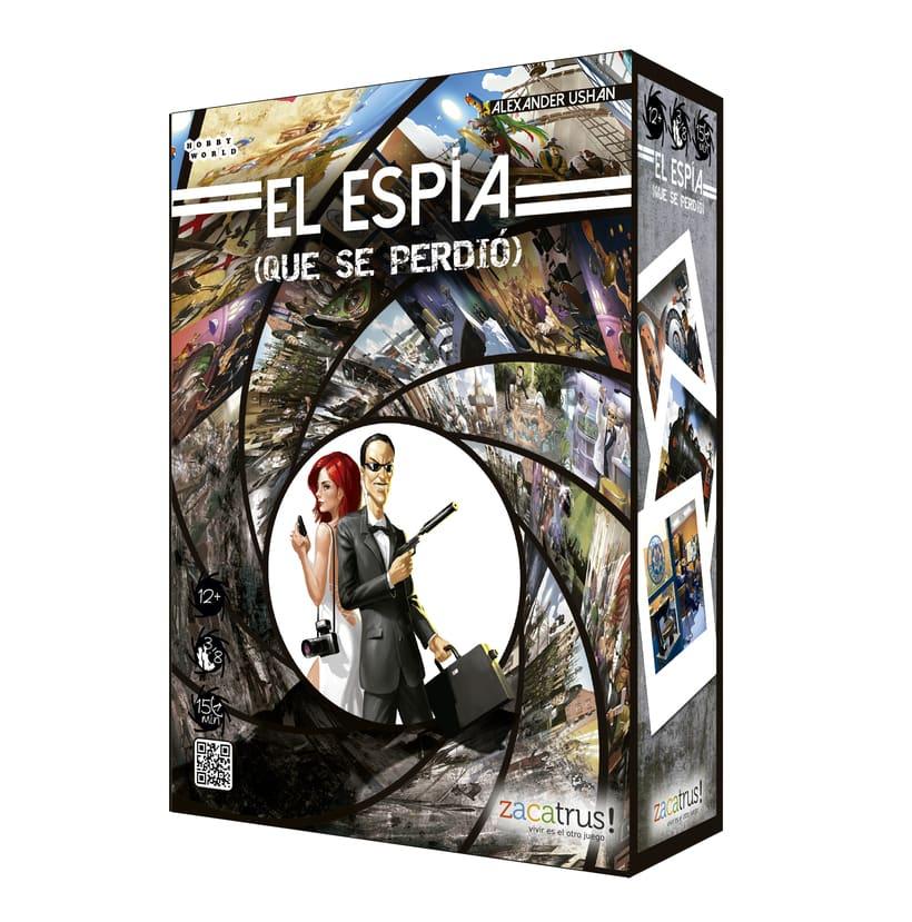 El Espía que se perdió-maquetación-adaptación idioma-iconografía- 1
