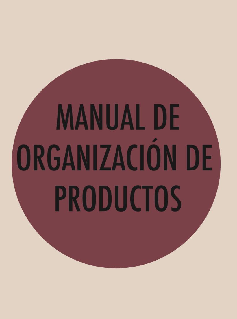 Manual de distribución de producto  0