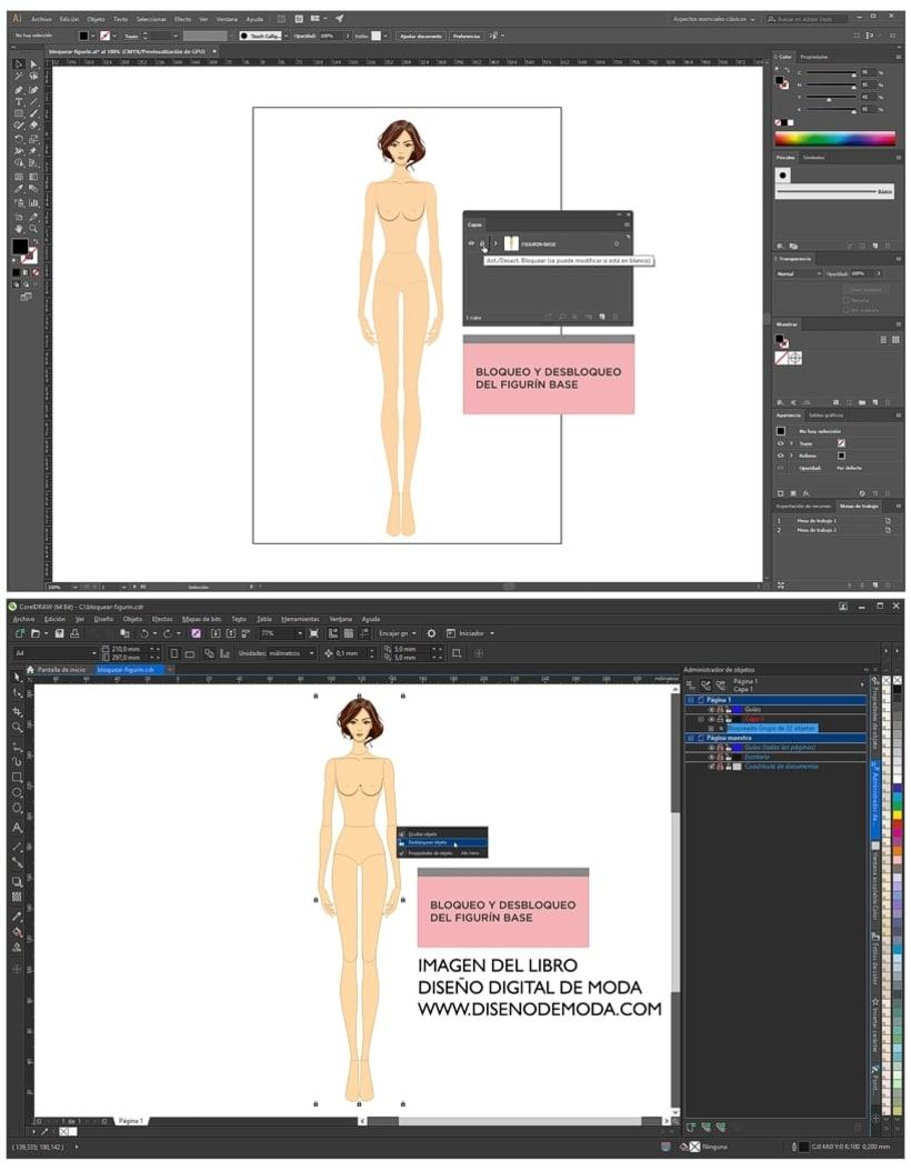 Coreldraw el software para diseñar moda | blog de dsigno.