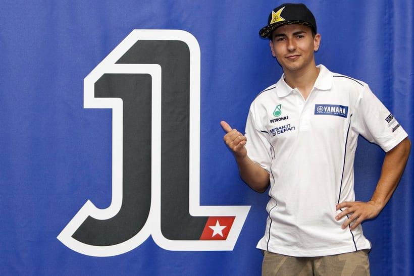 Jorge Lorenzo 5