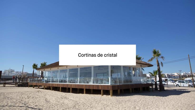 Cortinas de Cristal -1