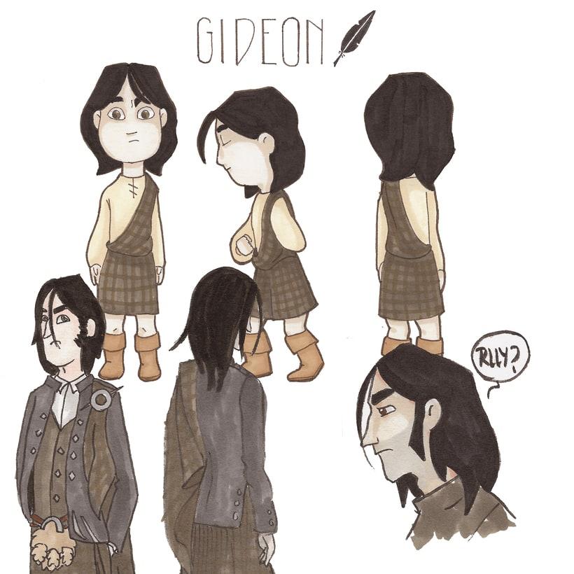 Nightwatch: Gideon 1