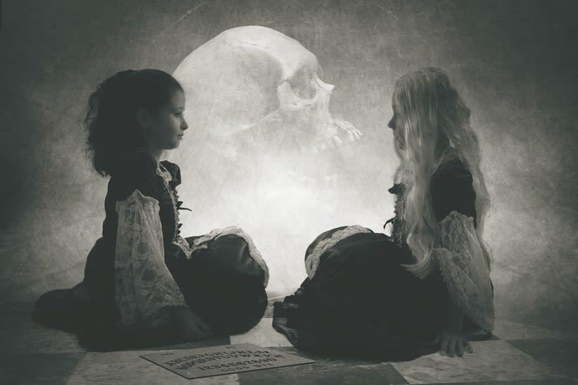 Ouija Juego de Mesa 1