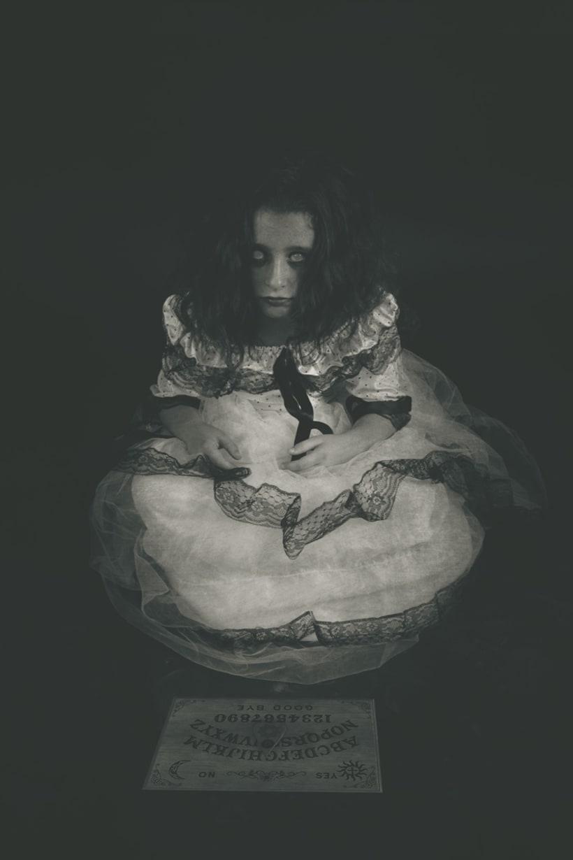 Ouija Juego de Mesa 4