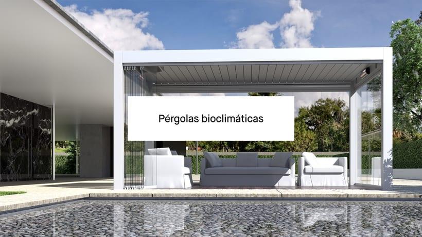 Pérgola Bioclimática -1