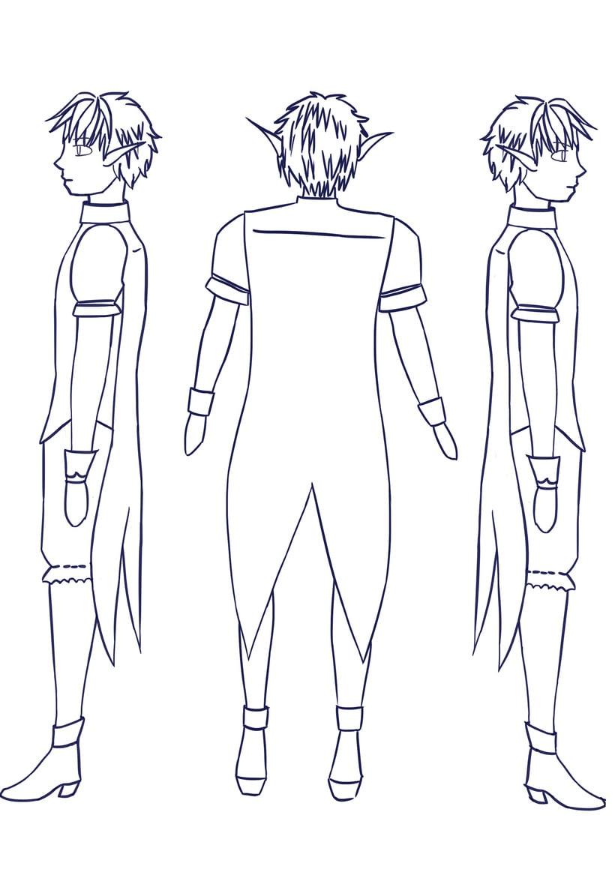 CONCEPT ARTIST / CHARACTER DESIGN 9