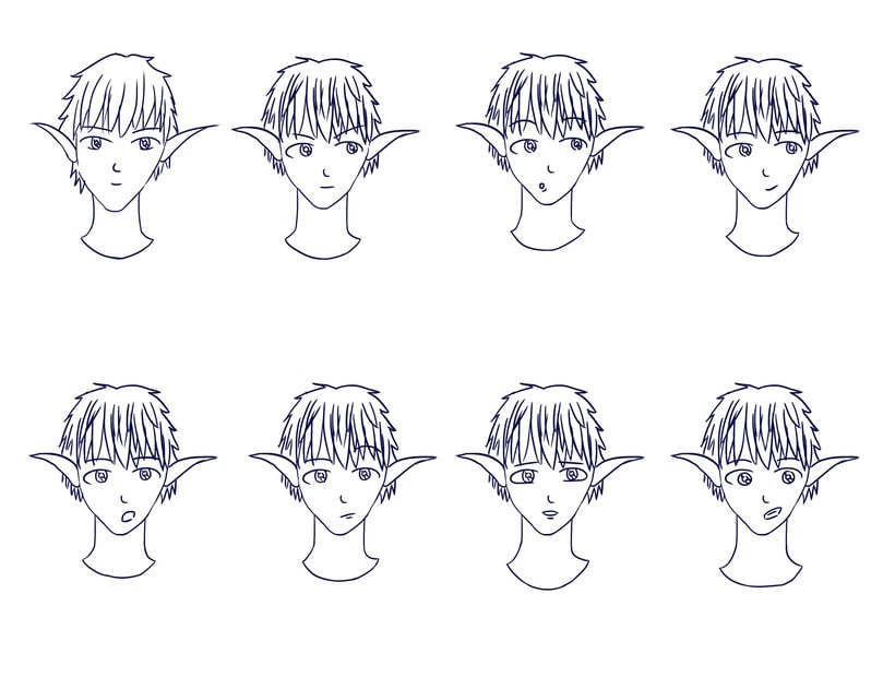 CONCEPT ARTIST / CHARACTER DESIGN 10