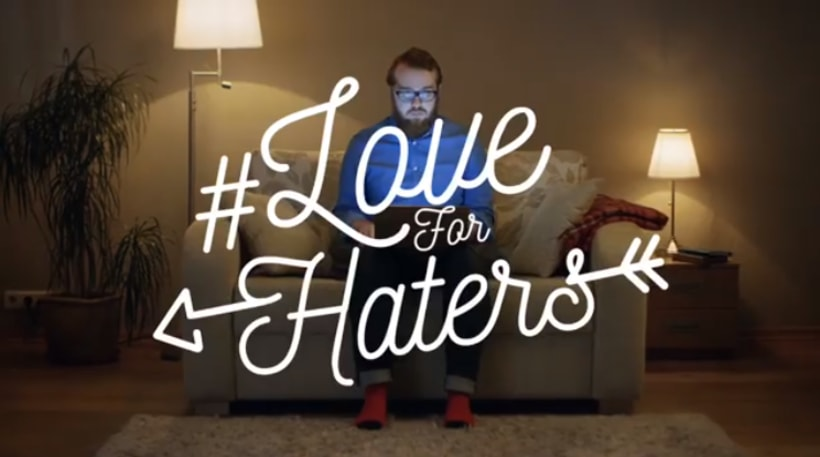 Lover for Haters en Pompeii 1