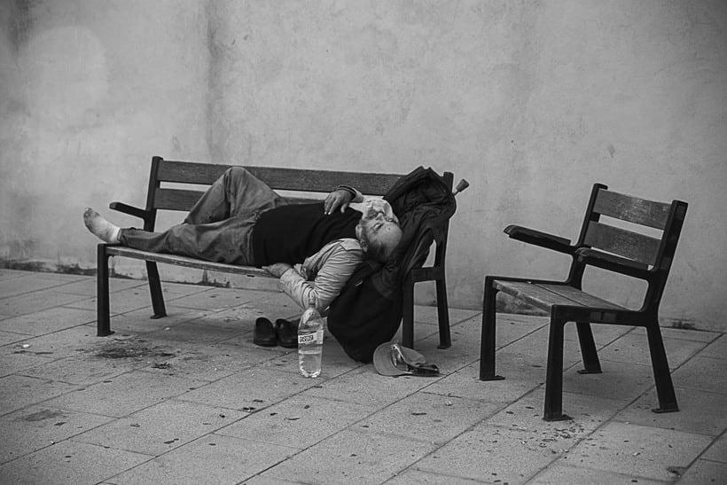 Fotografía de la calle. Proyecto fotográfico personal. 0