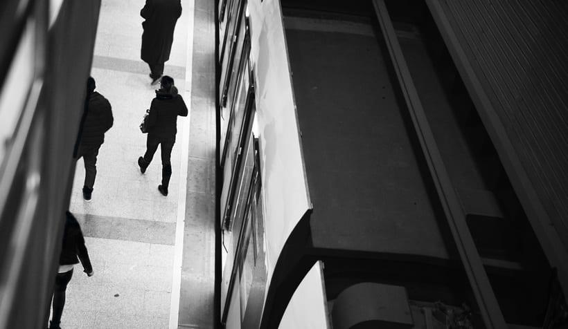 Fotografía de la calle. Proyecto fotográfico personal. 2