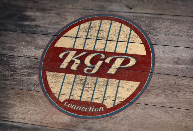 "DISEÑO LOGOTIPO MUSICAL ""KGP Connection"".  -1"
