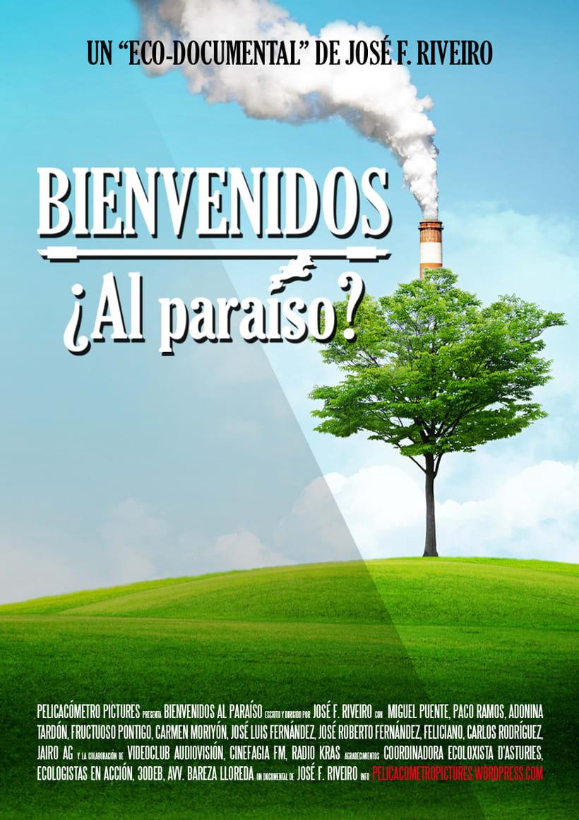BIENVENIDOS ¿Al Paraíso? -1