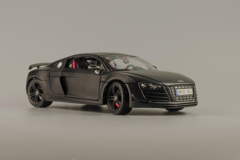 Audi R8 GT3 Composition 1