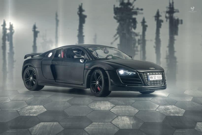Audi R8 GT3 Composition 0