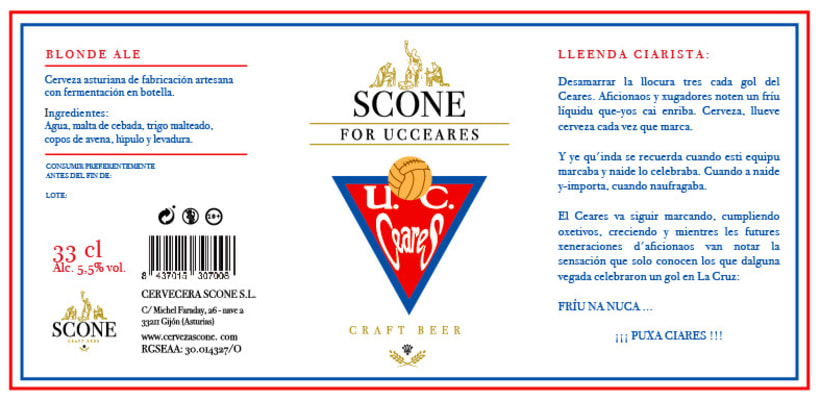 SCONE Beer for UCCeares -1