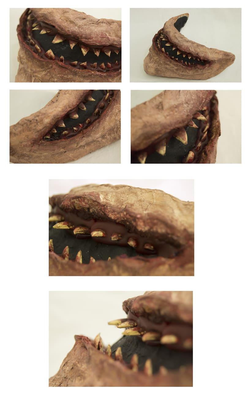 Máscaras de Halloween  2