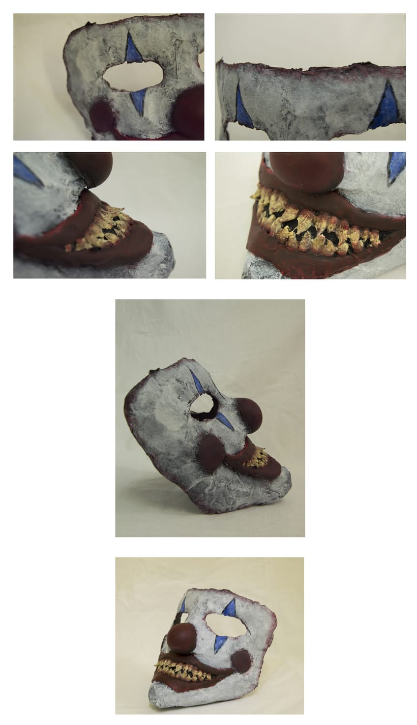 Máscaras de Halloween  4