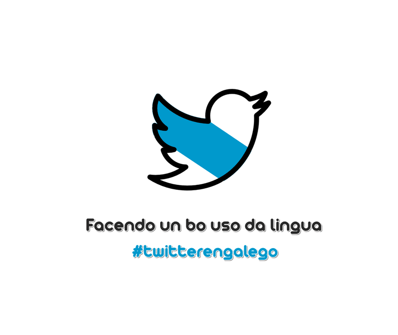 Iniciativa Twitter en galego -1