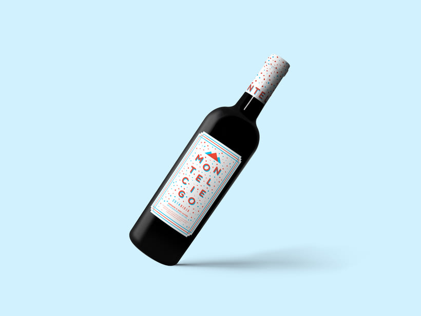 Etiqueta Vino - Montelciego 2