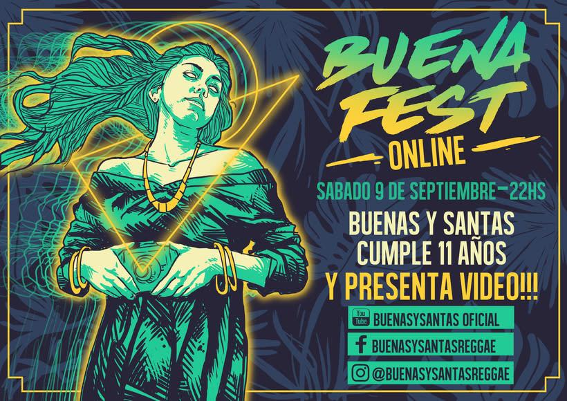 BuenasySantas flyers 2017 2