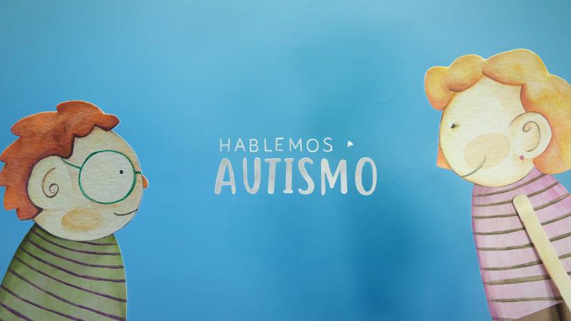 """""""Hablemos de Autismo"""" - Araí 5"""